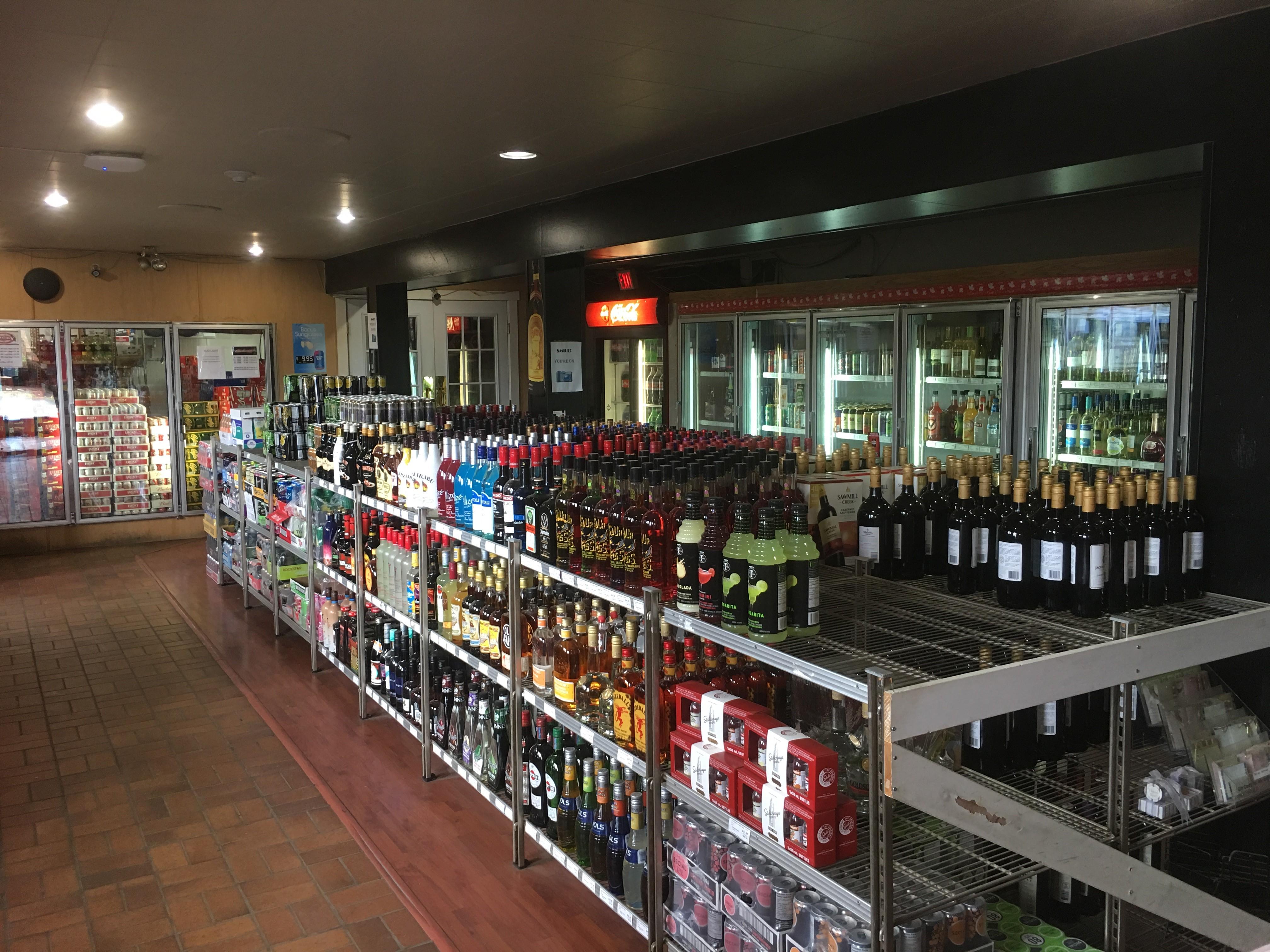 Beer and Wine Amenities